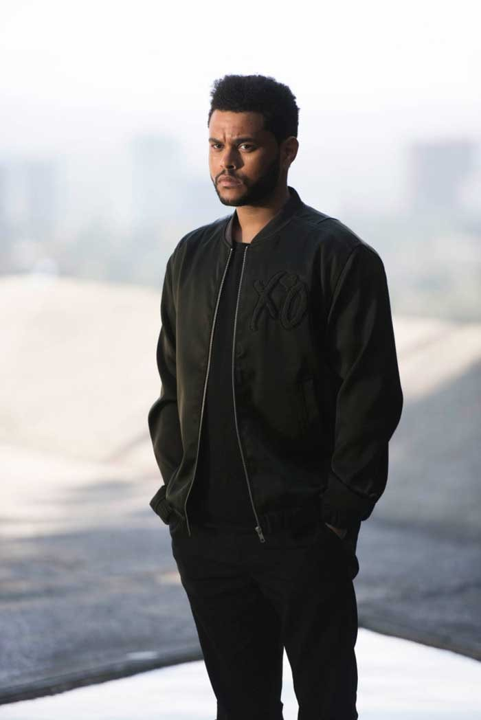 First Look: The Weeknd and H&M Spring Icons