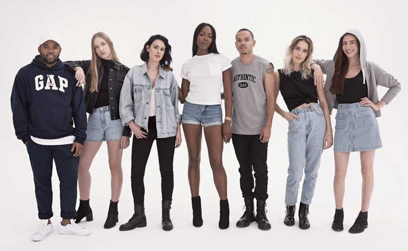 Gap reissues collection of 90s classics