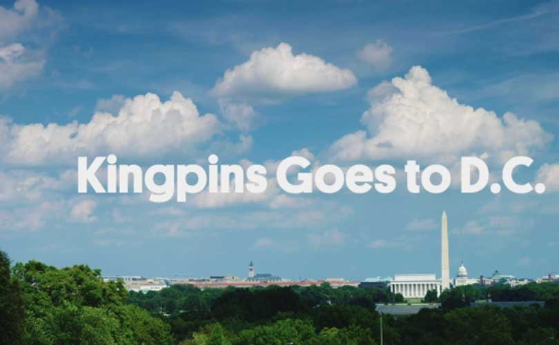 Kingpins to discuss politics and fashion in live-stream D.C. show