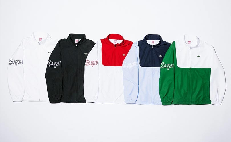 Confirmed: Supreme partnering with Lacoste
