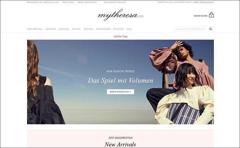 Mytheresa: how do online retail and sophistication fit together?