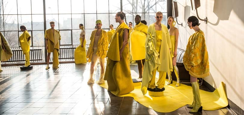 "In Pictures: ""Yellow"" Collection Arnhem 2017"