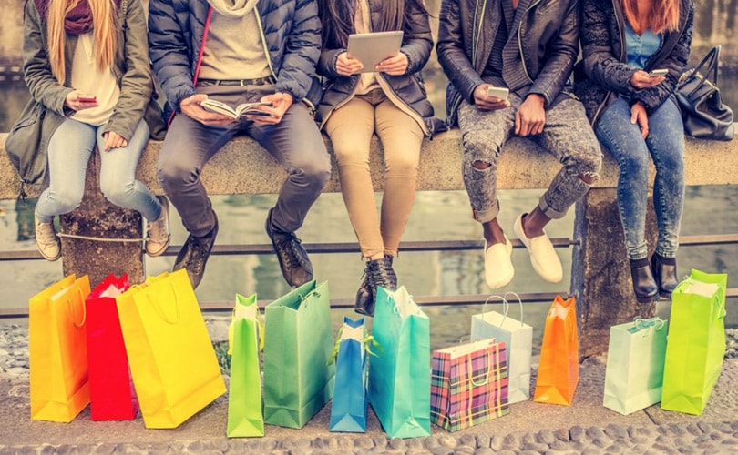 Gen Z shopping habits revealed