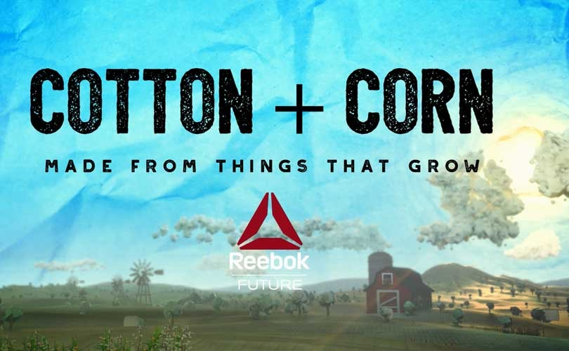 Reebok to introduce plant-based sustainable footwear