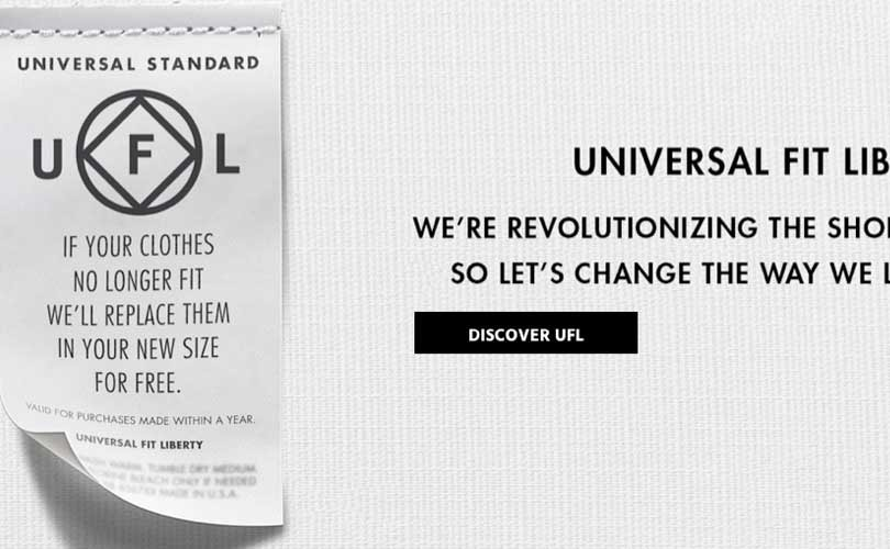 Universal Standard offers body-positive size swap for women