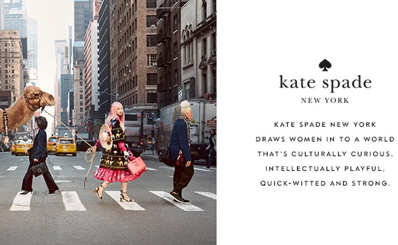 ​Kate Spade asks for more time following Coach bid