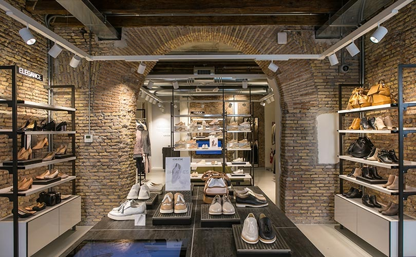 In Pictures Geox Unveils New Store Concept X Store