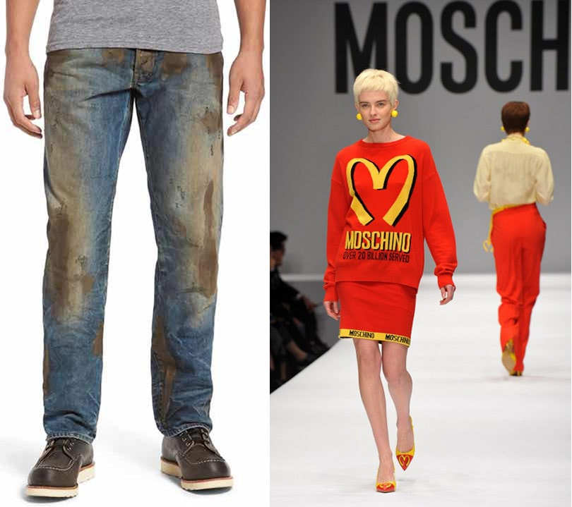 Taking Out The Trash: Fashion's Affair With Bad Taste