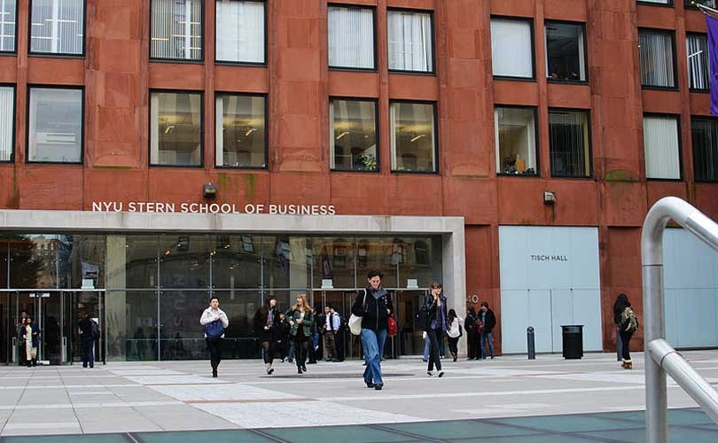 NYU Stern introduces tech and fashion courses