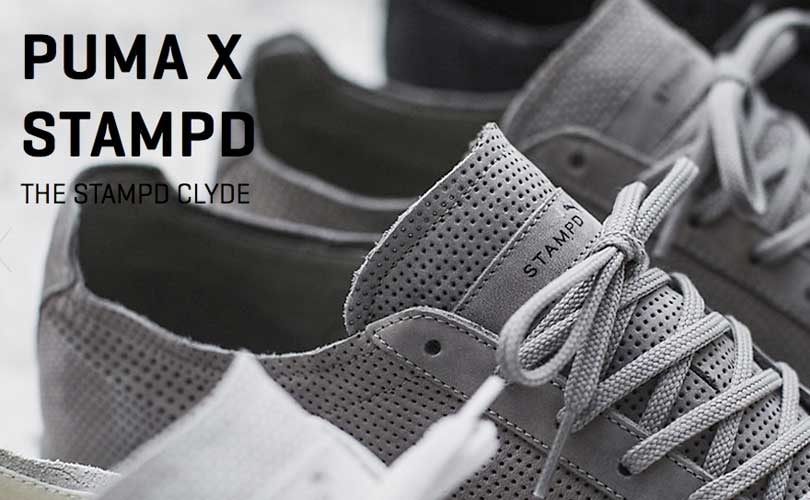 84767373f7a Puma taps Stampd for technical performance collaboration this summer