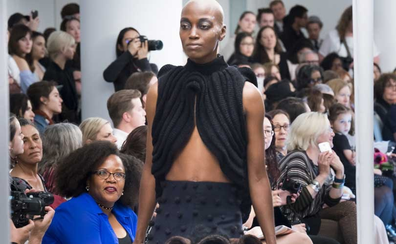 School Of The Art Institute Of Chicago Showcases Fashion