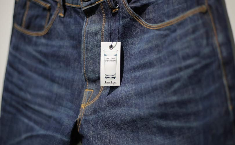 'Smart' denim promises touchscreen tech clothes