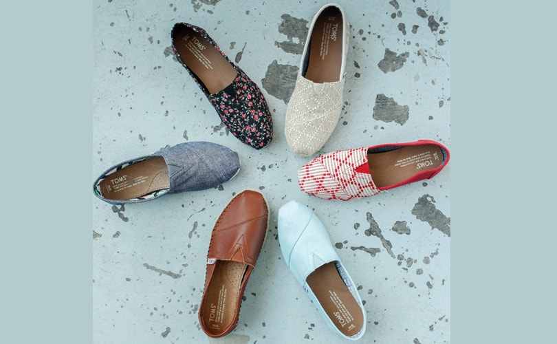 Toms Launches One Day Initiative