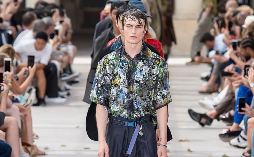 Socks & sandals bring whiff of scandal to Paris Fashion Week Men's