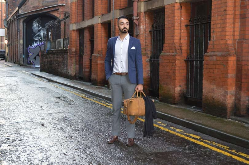 Kurtis Paul discusses menswear, expansion and retail's shift towards e-commerce