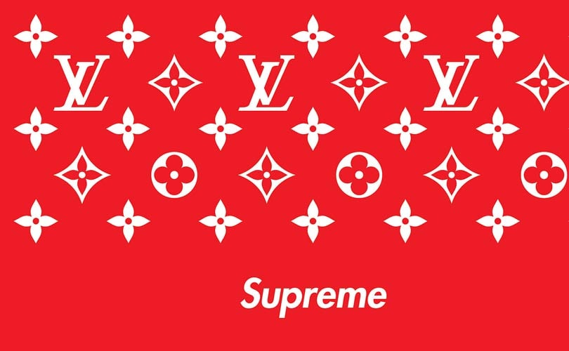 Supreme X Louis Vuitton Live Wallpaper