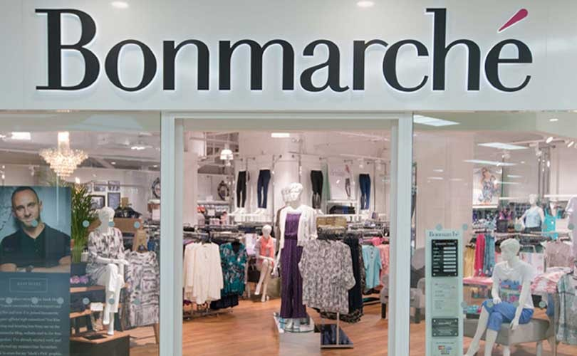 Bonmarché like-for-like sales improve 4.2 percent