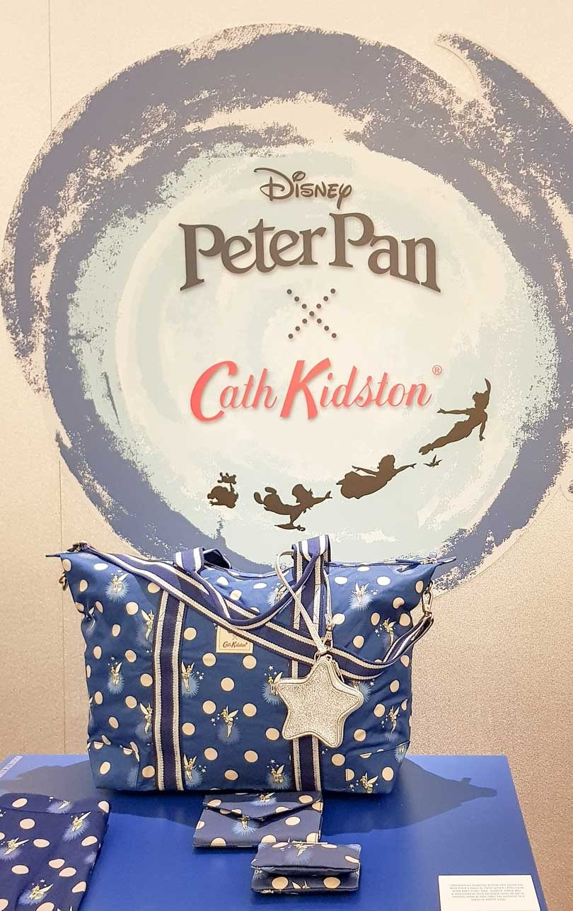 First Look: Disney x Cath Kidston - Peter Pan collection