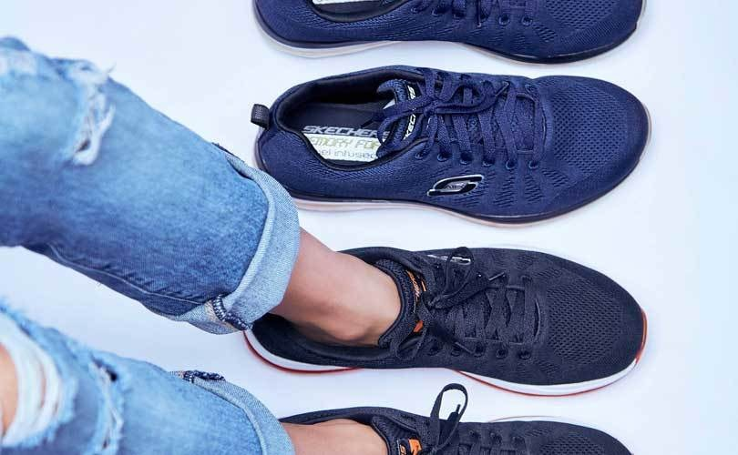 Skechers reports 17 percent jump in Q2 net sales
