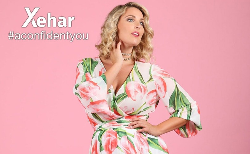 Xehar launches fashion collection with Laura Brioschi