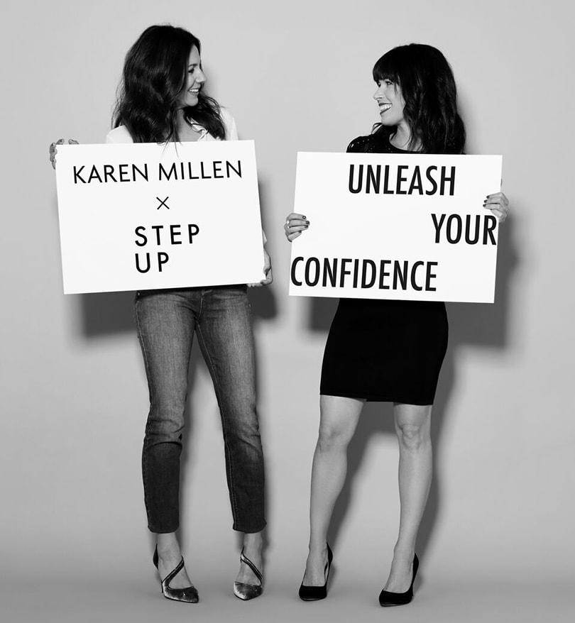 Karen Millen to empower women to be their 'best selves'