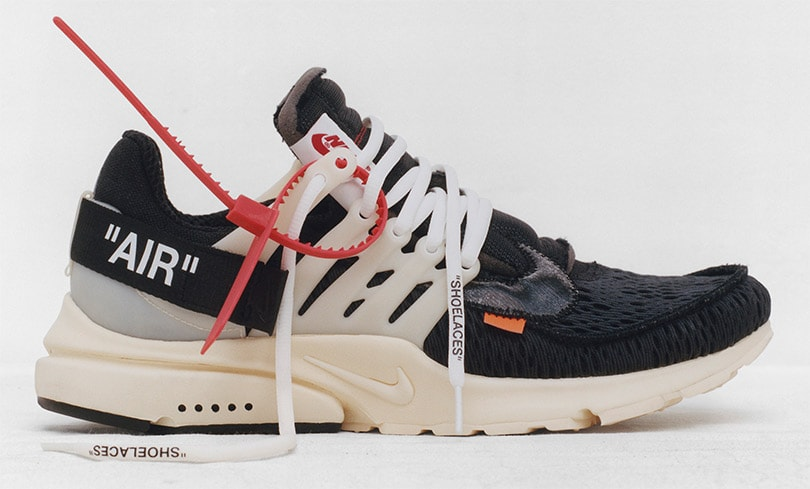 """23c16a2b666 In Pictures  Nike collaborates with Virgil Abloh for """"The Ten"""""""