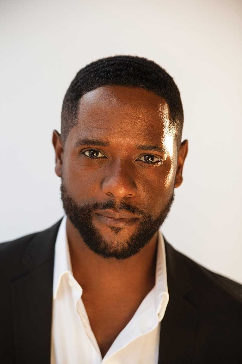 Blair Underwood shares with UBM Fashion new shoe launch for FN Platform