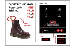Dr. Martens recalls 30,000 pairs of Vegan boots due to chemical exposure