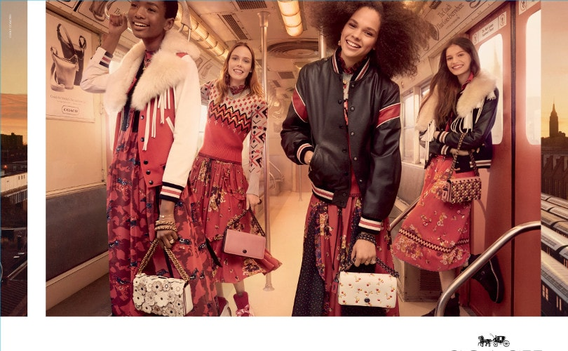 Coach Q4 earnings rise but net sales decline