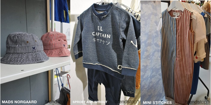 Kidswear Spring/Summer 2018 Key Concepts