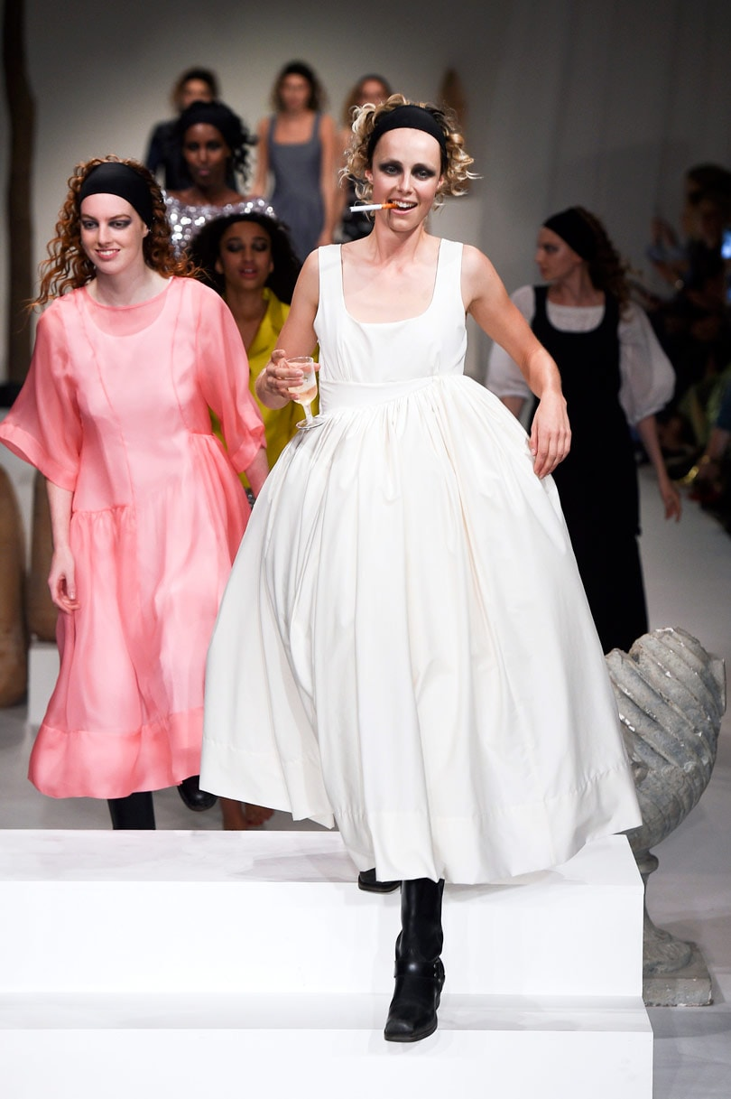 London Fashion Week celebrates creative sentiments in uncertain times