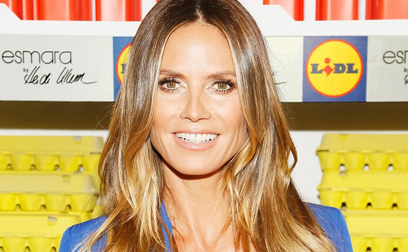 First Look: Heidi Klum launches Lidl collection during New York Fashion Week