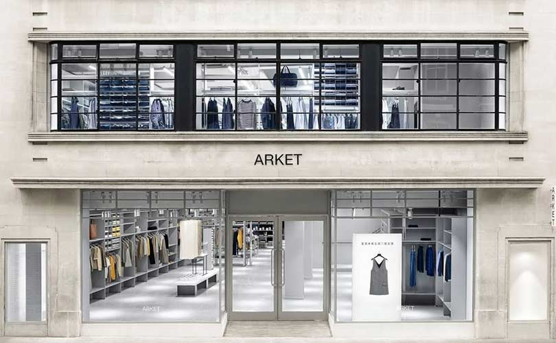 Arket announces first store opening in the Netherlands