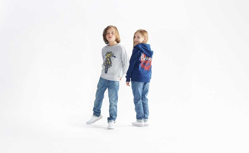 In Pictures: Belstaff launches unisex childrenwear