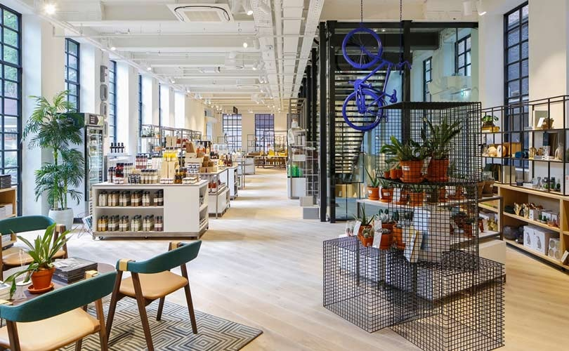 First Look: Hudson's Bay first department store outside of Canada opens in Amsterdam