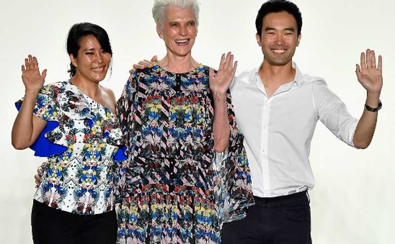Maye Musk: It model at 69 -- oh, and mother of Elon