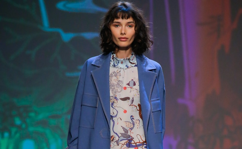 "Vivienne Tam looks to ""Monster Hunt 2"" for NYFW inspiration"