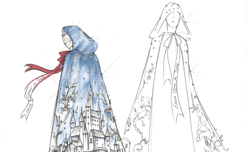 Saks Fifth Avenue and Disney collaborate for Once Upon a Holiday