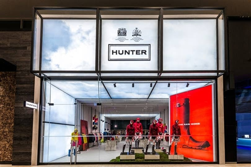 In Pictures: Hunter opens third global store in Toronto