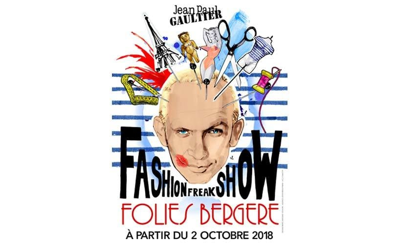 Freak out: Telling a fashion life, Gaultier taps Nile Rodgers