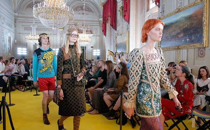 Gucci to host Cruise 2019 show at ancient site of Alyscamps