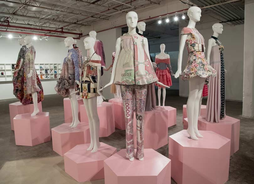 In Pictures: 'Mary, Queen of Prints', solo exhibition of Mary Katrantzou
