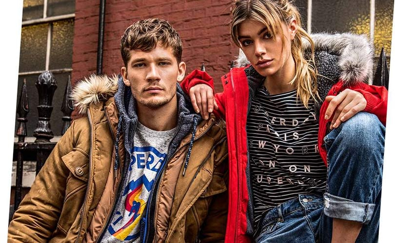 Superdry: First half revenues increase 20.4 percent
