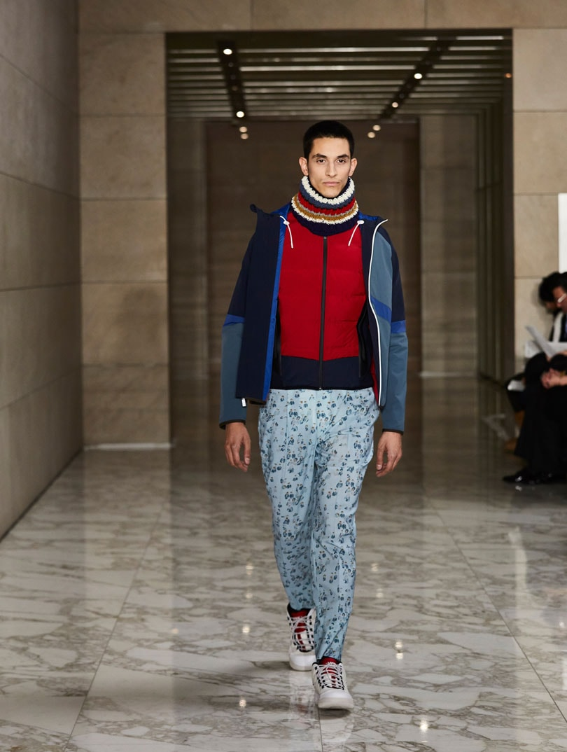 Perry Ellis reinvents itself once more