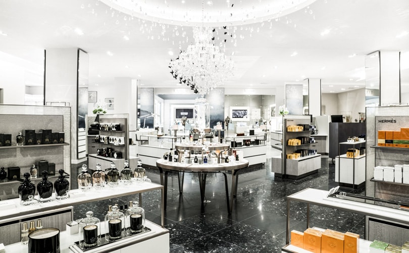 Saks opens third store in Canada