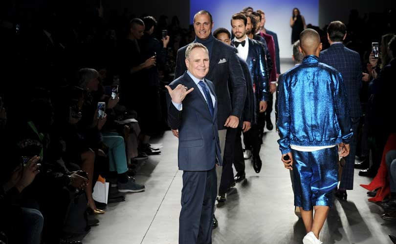 Blue Jacket Fashion Show brings awareness to prostate cancer