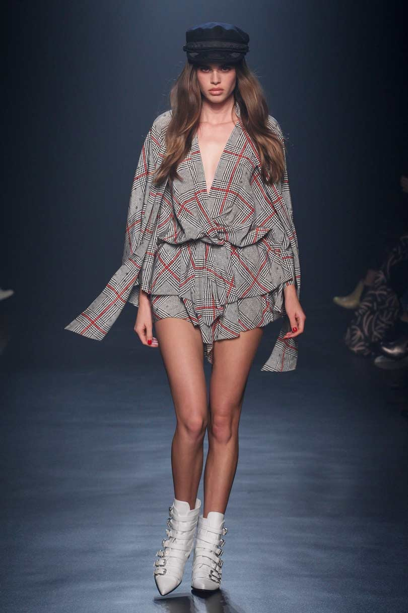 Zadig & Voltaire explores contradictions at New York Fashion Week