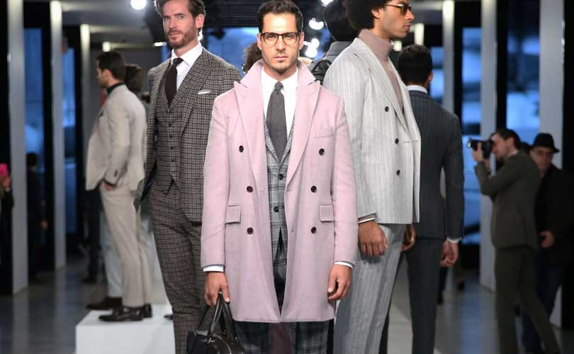 Suitsupply builds on the classic for NYFW: Men's