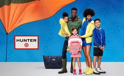 Hunter teams up with Target for limited-edition collection