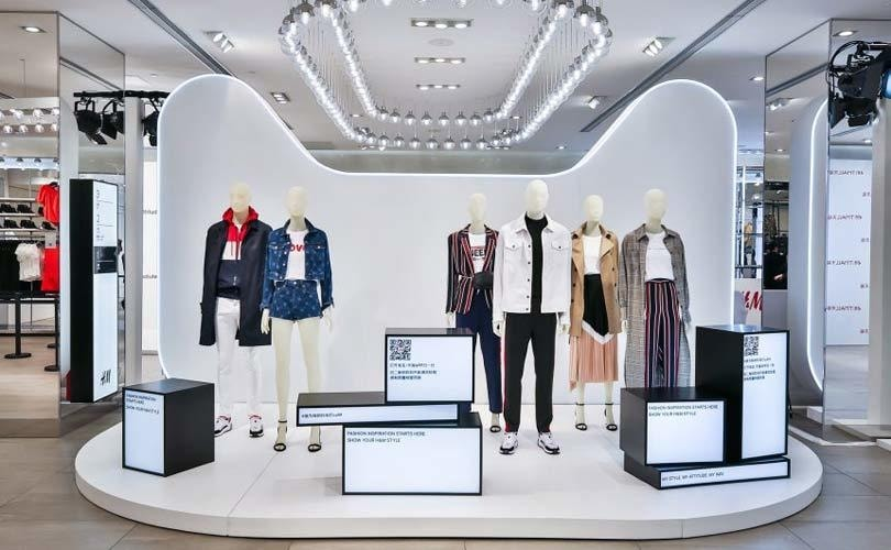 H&M launches dedicated store on Tmall